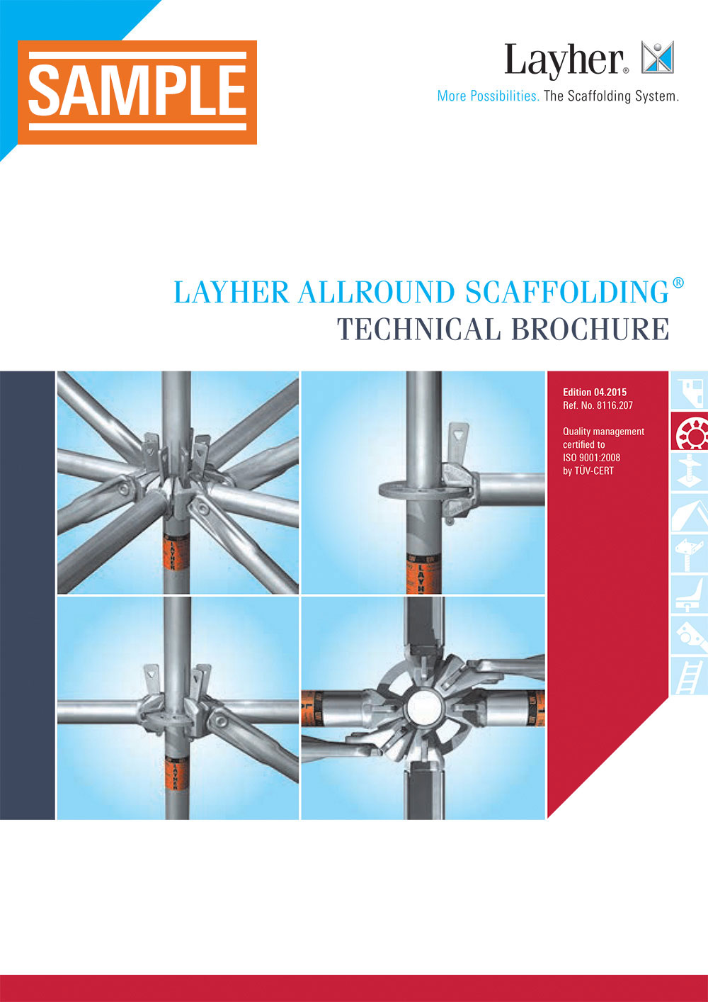 Layher Allround Scaffolding Technical Brochure