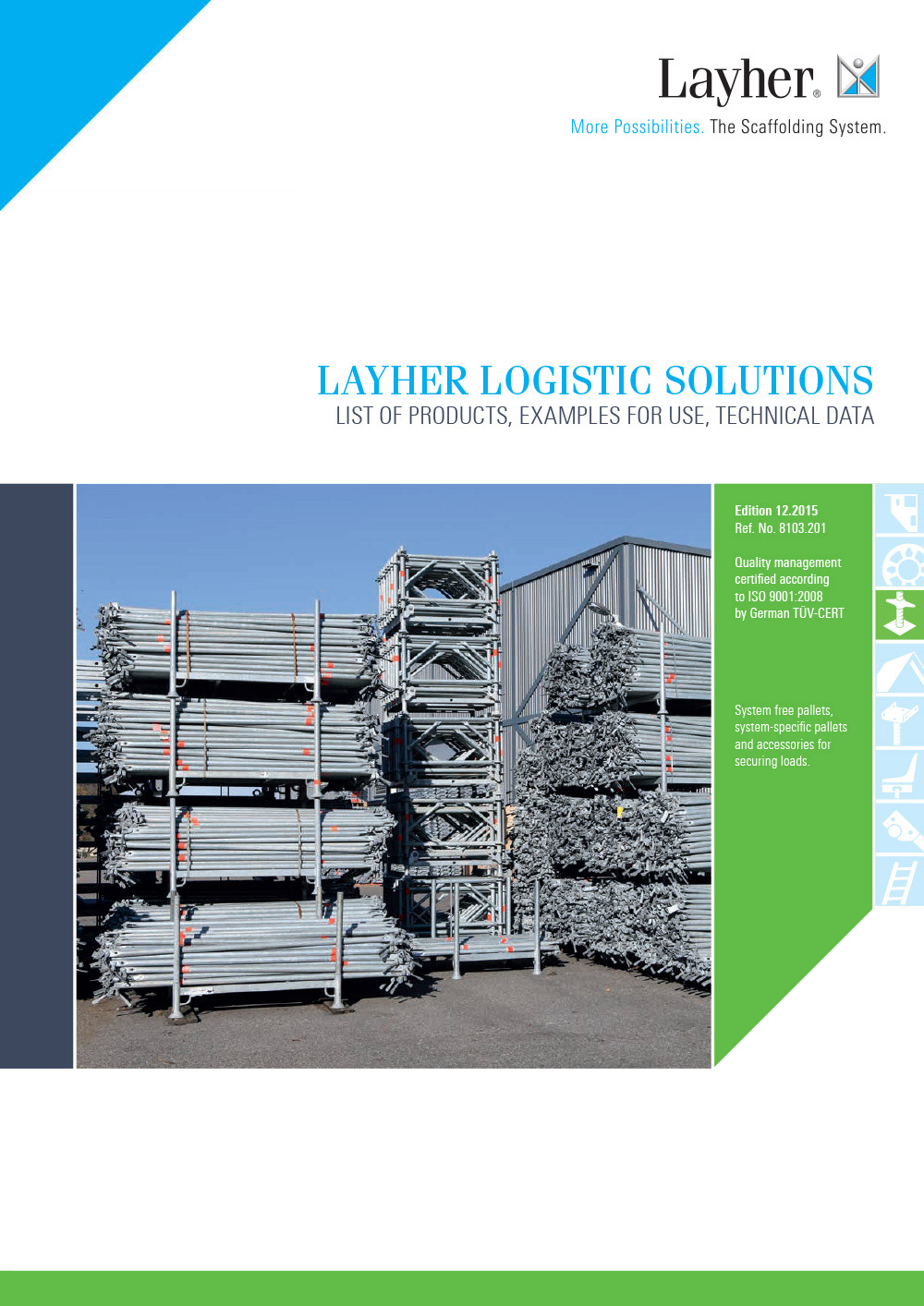 Layher Logistics Solutions