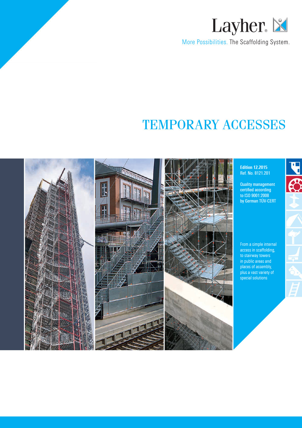 Stair and Temporary Access Solutions Brochure