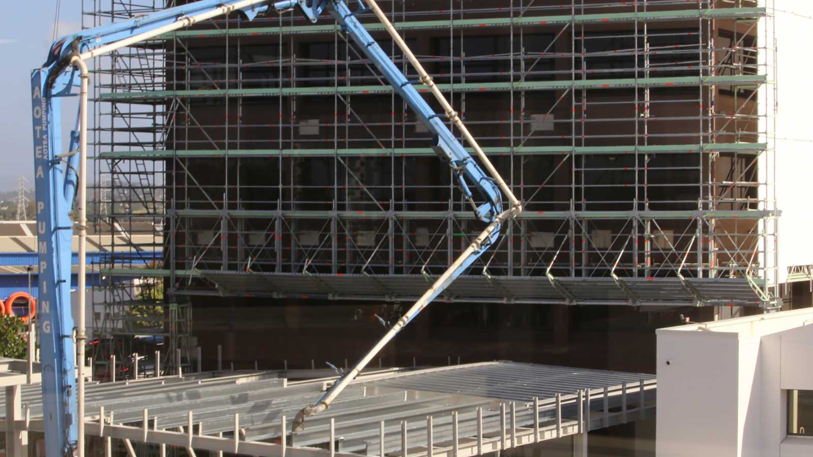 Layher Allround Bridging System
