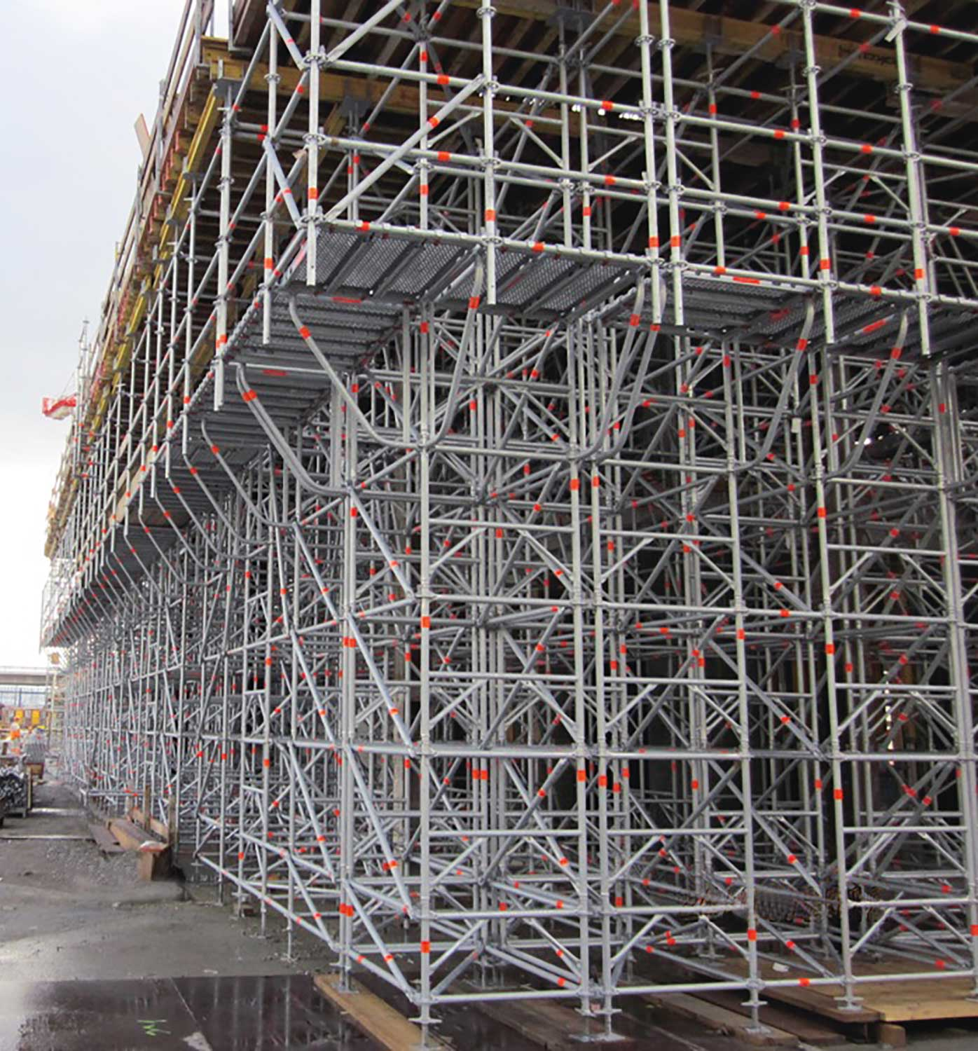 Allround Shoring Tg 60 System Layher