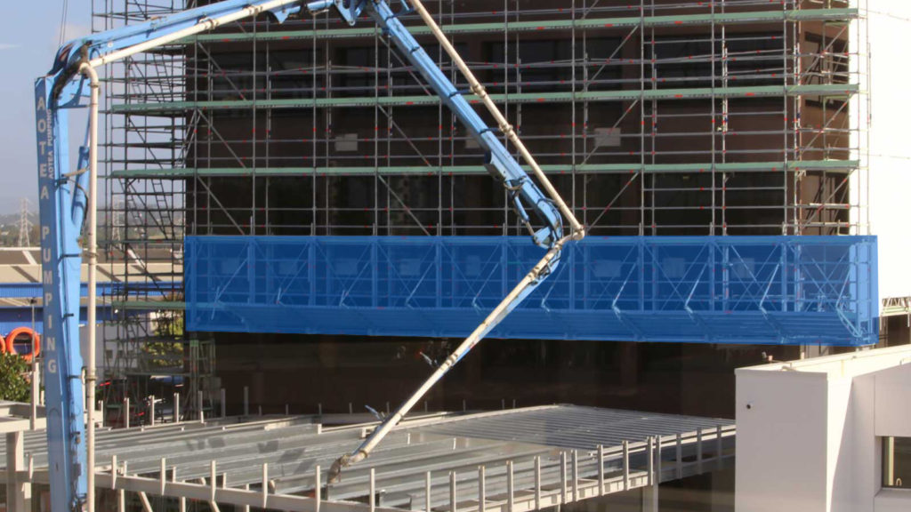 Making the impossible possible by North Shore Scaffolding