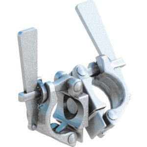 Wedge swivel coupler