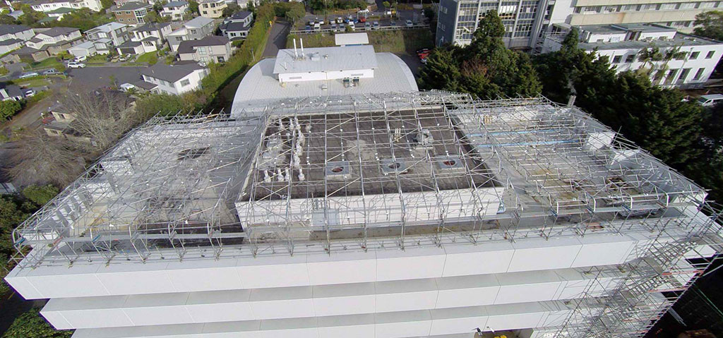 Layher Keder Roof by Upright Access Systems